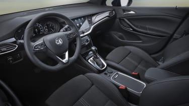 2019 Vauxhall Astra hatchback - interior