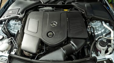 Mercedes C-Class Estate engine