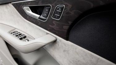 Audi Q7 SUV door trim
