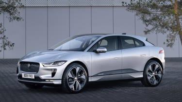 2020 Jaguar I-Pace - front 3/4 static view