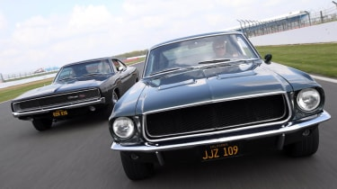 Arguably, Bullitt is the film that's defined by its automotive action more than any other.