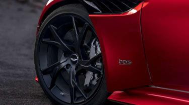 Aston Martin DBS Superleggera wheel