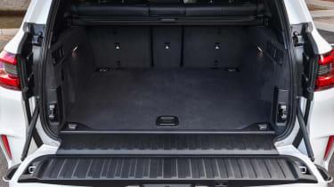 BMW X5 M SUV boot