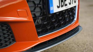 Audi TT Coupe front spoiler