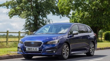 2019 Subaru Levorg 2.0i GT Lineartronic - front 3/4 static