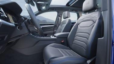 Volkswagen Touareg R front seats
