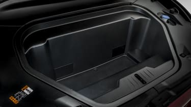 Ford Mustang Mach-E front trunk