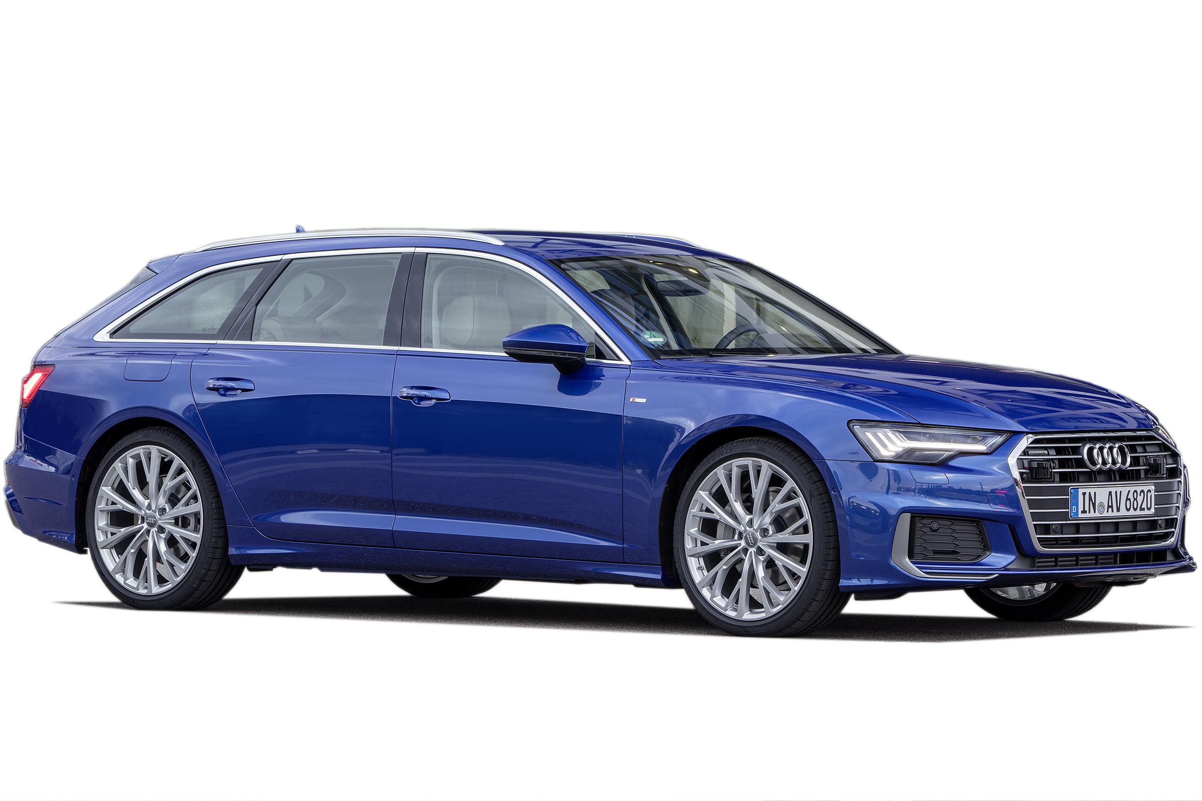 Audi A6 Avant Estate 2020 Review Carbuyer