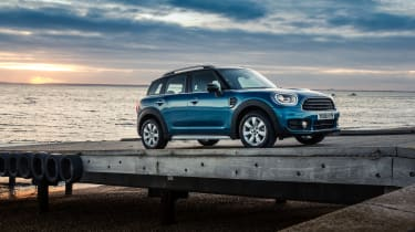 The All-New MINI Countryman sees its UK release on 11 February 2017