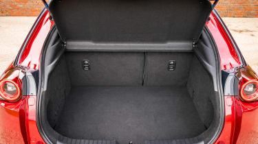 Mazda MX-30 SUV boot