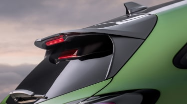2020 Ford Puma ST - rear spoiler