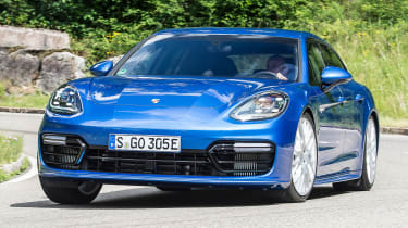 Rivals include the Mercedes CLS Shooting Brake, Audi A7 and BMW 6 Series Gran Coupe, but the Porsche is more expensive
