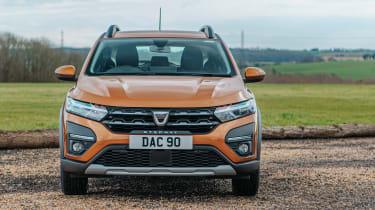 Dacia Sandero Stepway hatchback static front