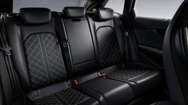Audi S4 Avant TDI - rear seats
