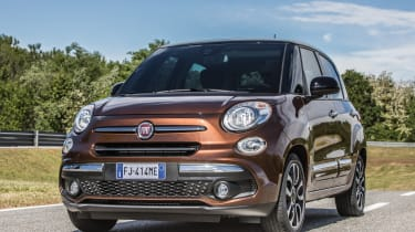 This is the Fiat 500L