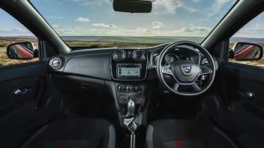 Dacia Sandero Stepway Techroad - interior
