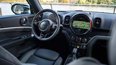MINI Countryman Plug-in Hybrid interior