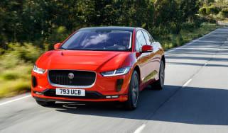 Jaguar I-Pace Best Buy cutout