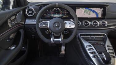 Mercedes-AMG GT 63 dashboard
