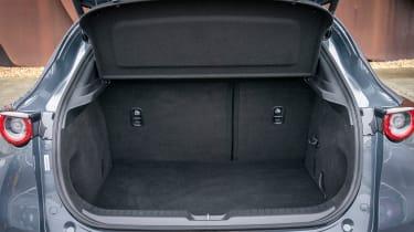 Mazda CX-30 SUV boot