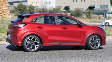 2020 Ford Puma ST - passing view