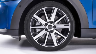 MINI Cooper S alloy wheel option