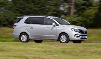 2018 SsangYong Turismo side