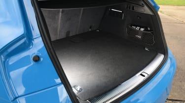 Audi Q5 - boot space