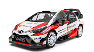 It'll follow an entry into the WRC