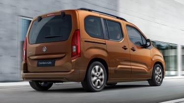 Vauxhall Combo-e Life rear