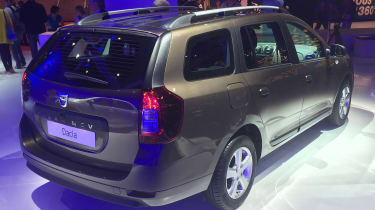 The Dacia Logan MCV remains one of the best value estates you can buy