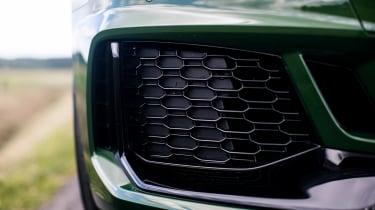 Audi RS5 Sportback air intake