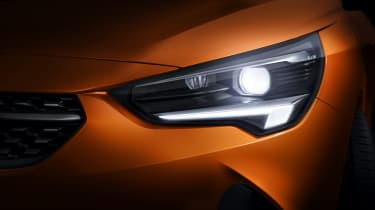 2020 Vauxhall Corsa-e - headlight