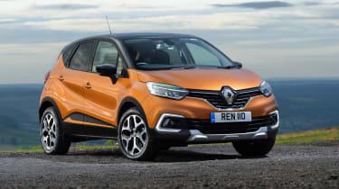 Renault Captur mk1 facelift