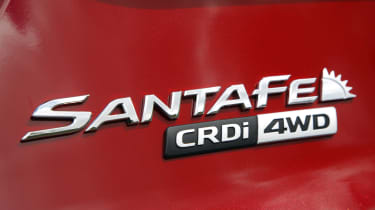 Like the Hyundai Tucson, the Santa Fe is named after an American city
