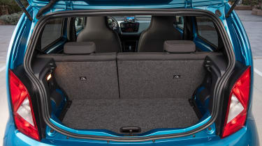 2019 SEAT Mii Electric - Boot space