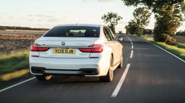 Despite that respectable performance, the 730d officially returns 60.1mpg