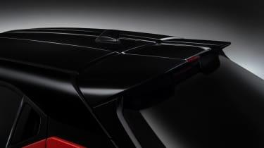 New Nissan Juke roof