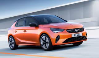 New 2019 Vauxhall Corsa