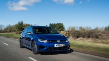 The Golf R is the ultimate Volkswagen Golf