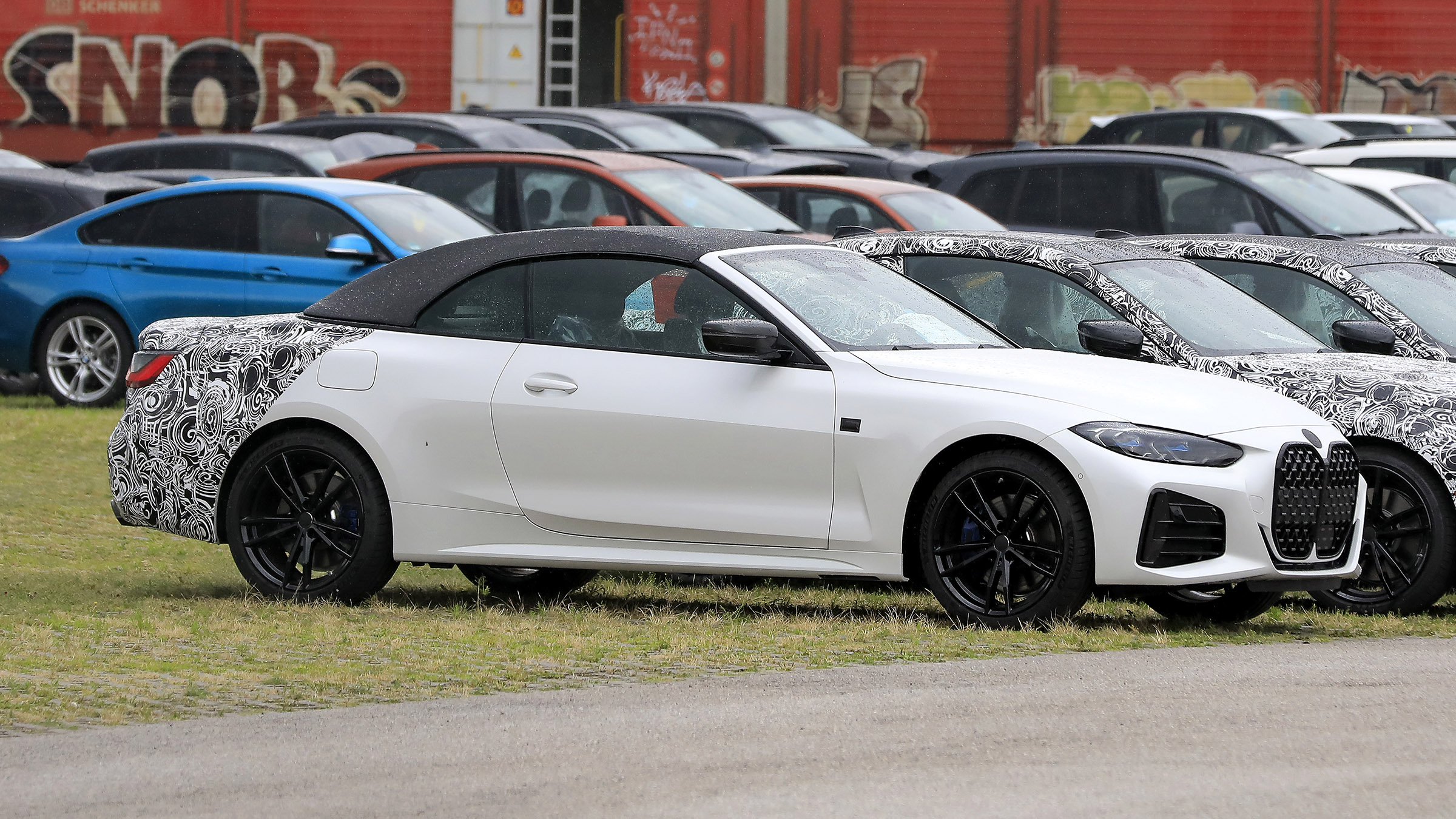 2020 Bmw 4 Series Convertible Nearing Production Carbuyer