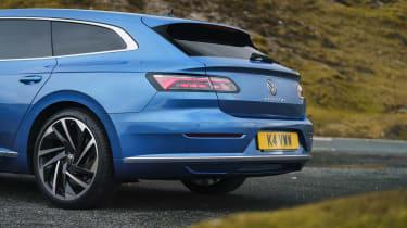 Volkswagen Arteon Shooting Brake estate tail