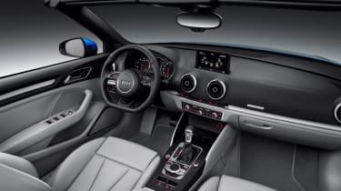 Audi A3 Cabriolet 2014 interior