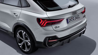 2019 Audi Q3 Sportback - rear view