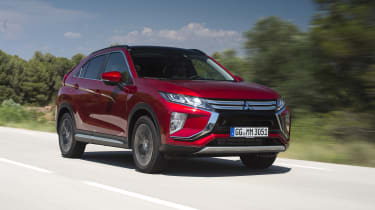 The Mitsubishi Eclipse Cross is the newest addition to Mitsubishi's SUV line-up