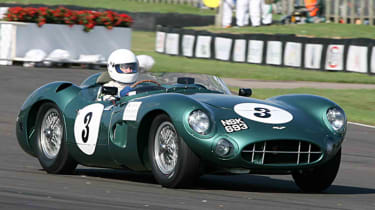 And an Aston also holds the record for being the most expensive British car ever sold