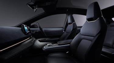 Nissan Ariya concept seats