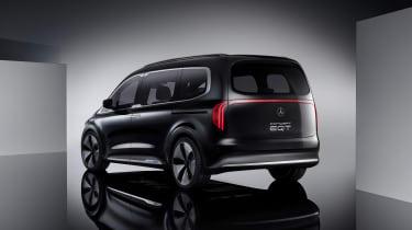 Mercedes Concept EQT - rear 3/4 static