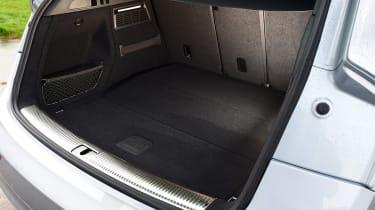 Audi Q5 S line boot