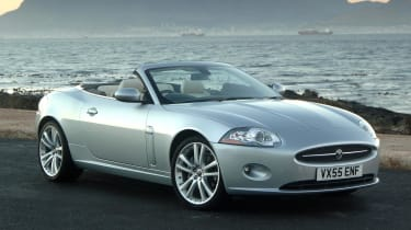 The handsome Jaguar XK built on the appeal of its predecessor while offering a more modern take on the recipe.